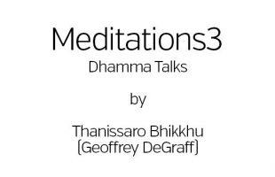 Meditations 5