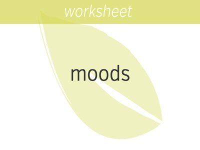 mindfulness of moods