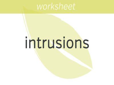 Noticing Intrusions