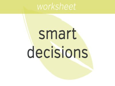 gaining strength by making smarter decisions