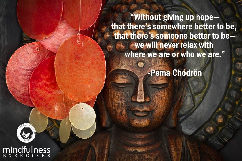 Mindfulness Quote and Image 110