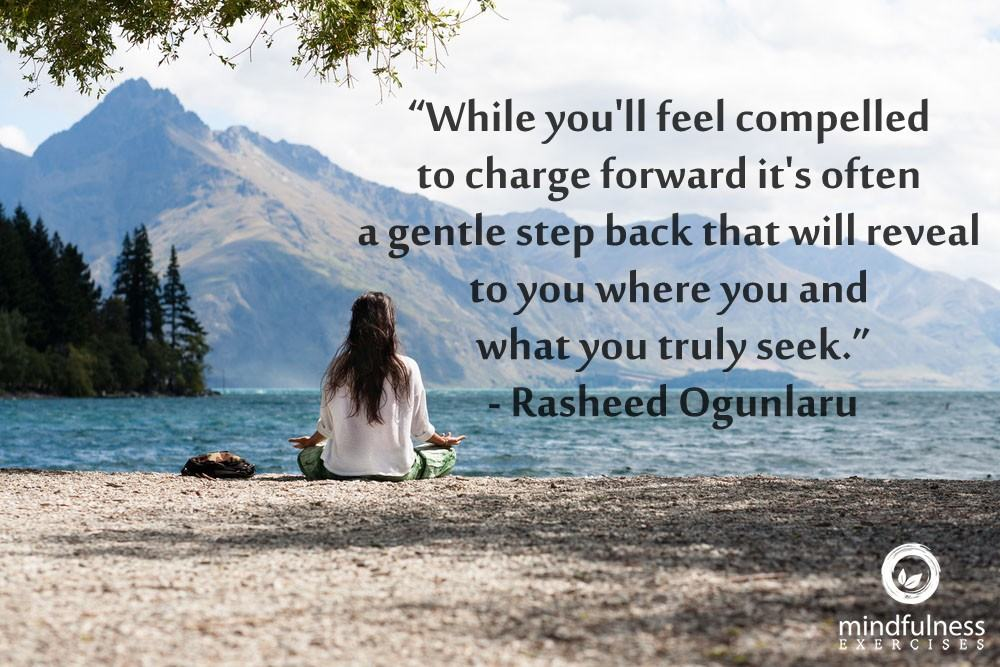 Mindfulness Quote and Image 144