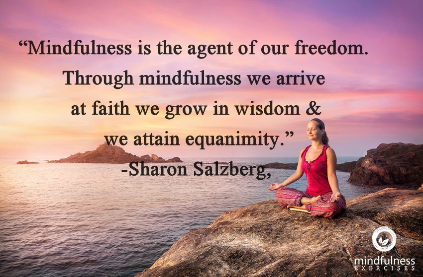 Mindfulness Quote and Image 197