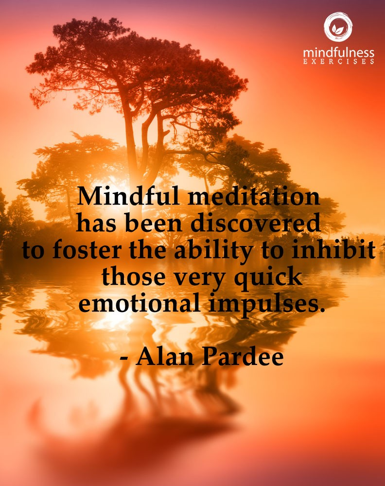 Mindfulness Quote and Image 3