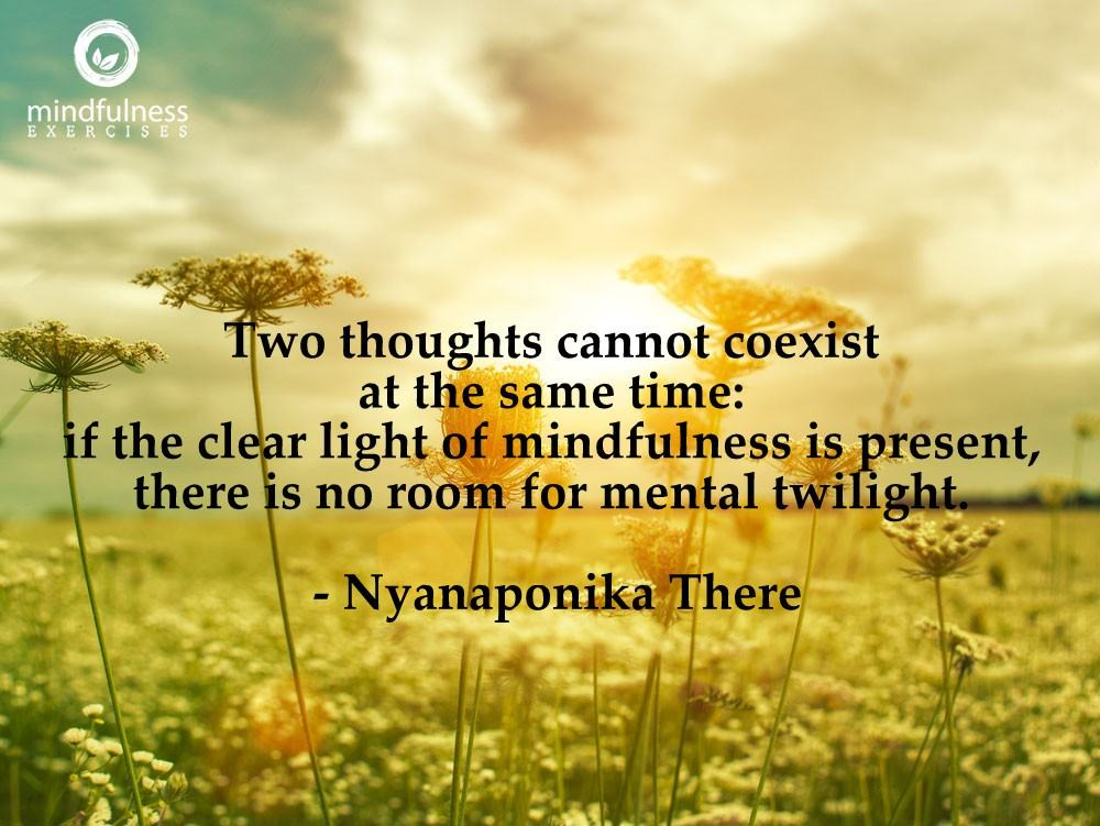 Mindfulness Quote and Image 92