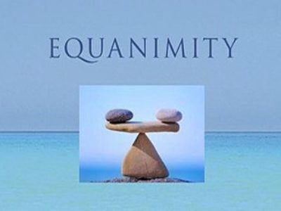Guided Meditation: Equanimity