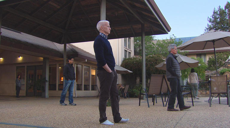 Mindfulness Reported by Anderson Cooper on 60 Minutes