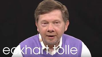 The Source Of All Trust by Eckhart Tolle