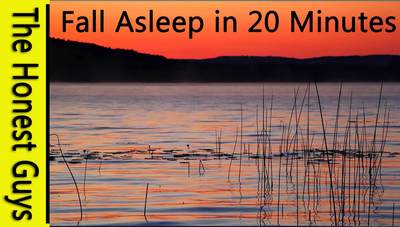 Fall Asleep in 20 Minutes