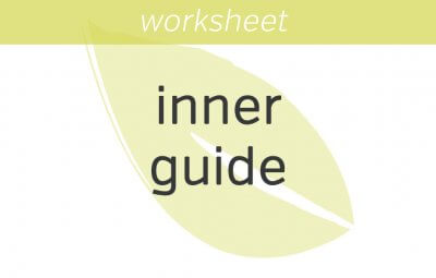 Developing an Inner Guide
