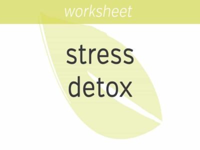 Breathing Into Stress Detox