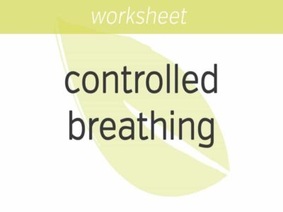 Controlled Breathing