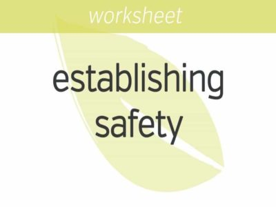 Establishing Safety