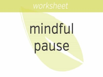 Mindful Pause