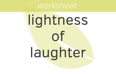 The Lightness of Laughter