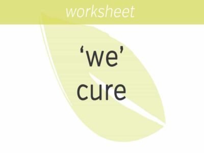 The We Cure