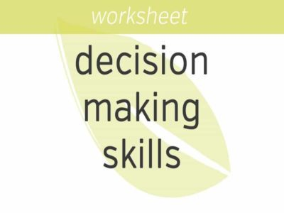 assessing your decision making skills