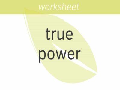 building true power