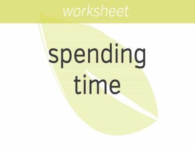 evaluating how wisely you spend your time