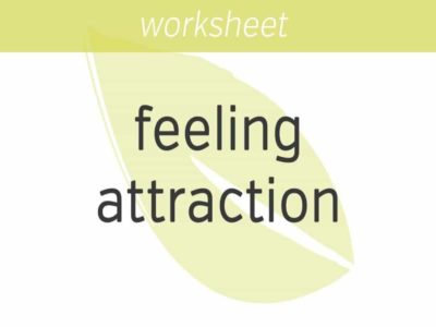 feeling attraction to others