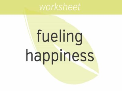 fueling your happiness