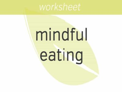 mindful eating with oranges