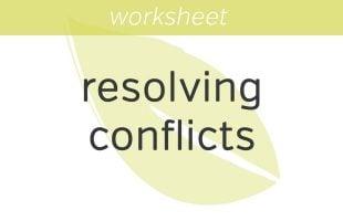 Resolving Conflict Between Teammates [Video]
