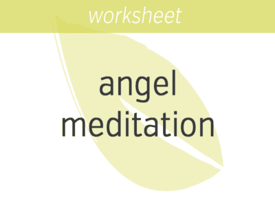 Angel Meditation