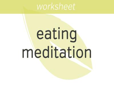 Eating Meditation FI