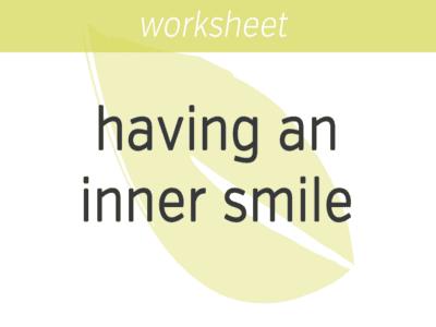 Having an Inner Smile FI