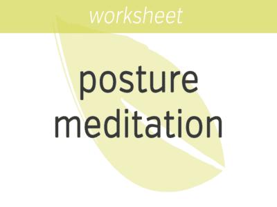 Posture Meditation FI