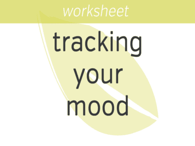 Tracking Your Mood