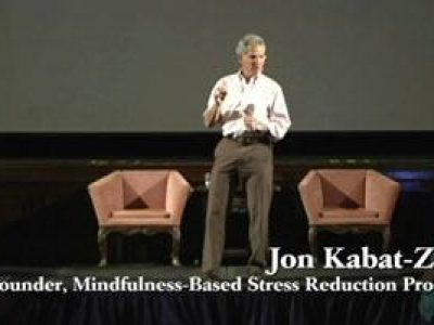 Jon Kabat-Zinn What Is Mindfulness