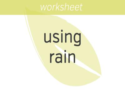 Using RAIN