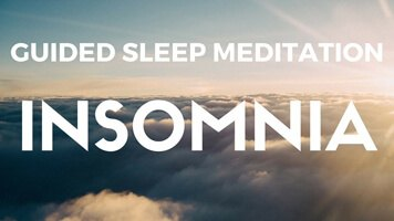 Guided Sleep Meditation for Insomnia Sleep Relaxation Calm your Mind