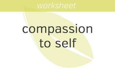 Self-Compassion Pause