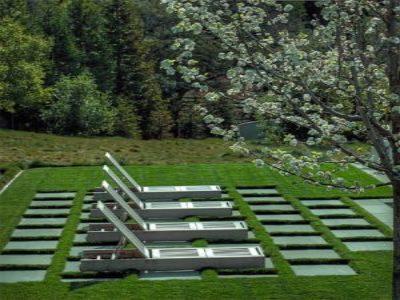 Creative Landscape Design With Beautiful Design