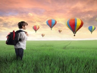 Hot Air Balloon Ride A Guided meditation for Kids Childrens Visualization For Sleep & Dreaming