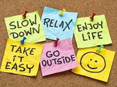 Manage Stress Dont Eliminate