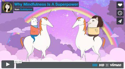 Why Mindfulness is a Superpower Video