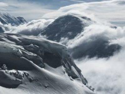 Denali A Meditation on Clouds