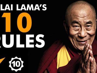 Dalai Lamas Top 10 Rules