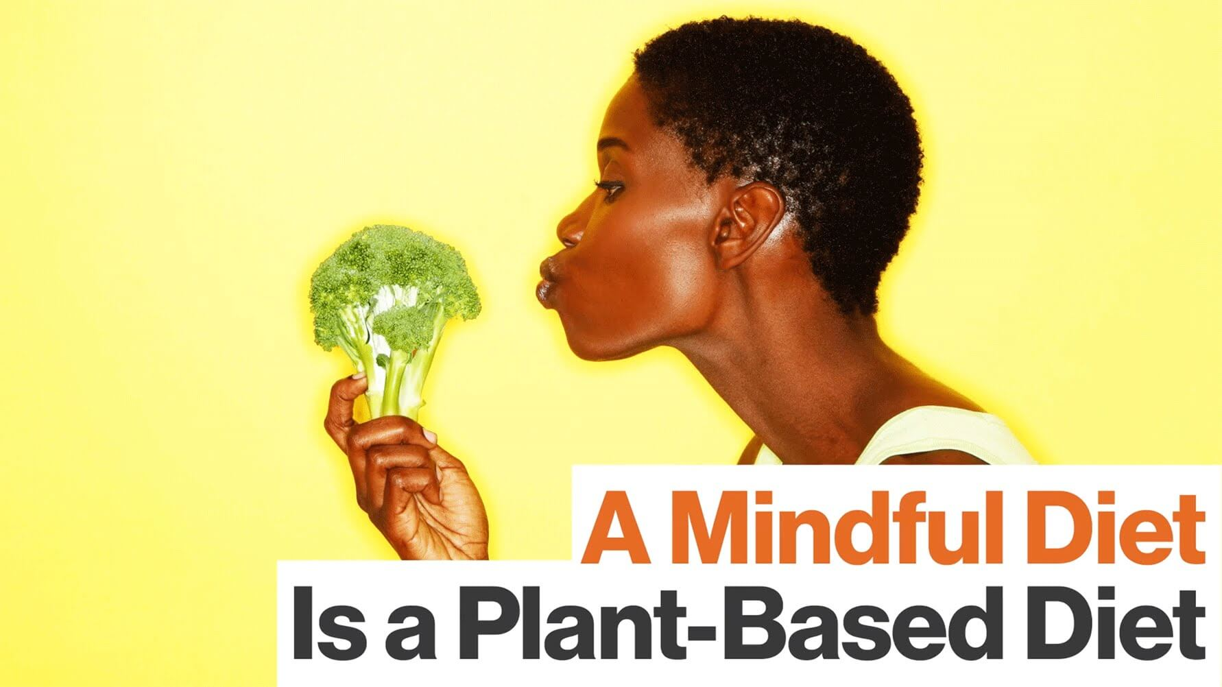 a vegan diet increases meditation