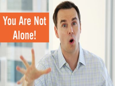 When You Feel Lonely (Or, You are Not Alone)