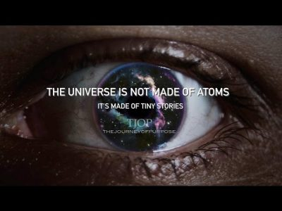 You are Eternal the Universe - Alan Watts