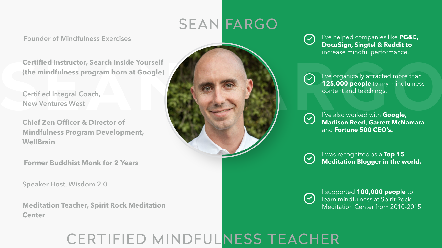 """<h1 style=""""text-align: center;""""><strong><span style=""""color: green;"""">The Online Mindfulness Teacher Certification Program</span></strong></h1>"""