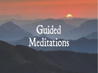 Guided Meditation Scripts