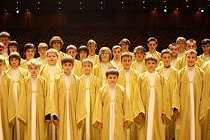 Choir Sings OM SO HUM Mantra