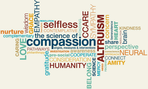 teach mindfulness with compassion