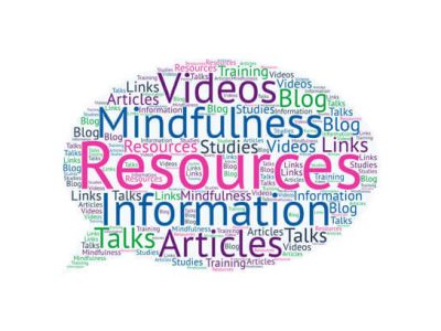 My Favorite Mindfulness Resources